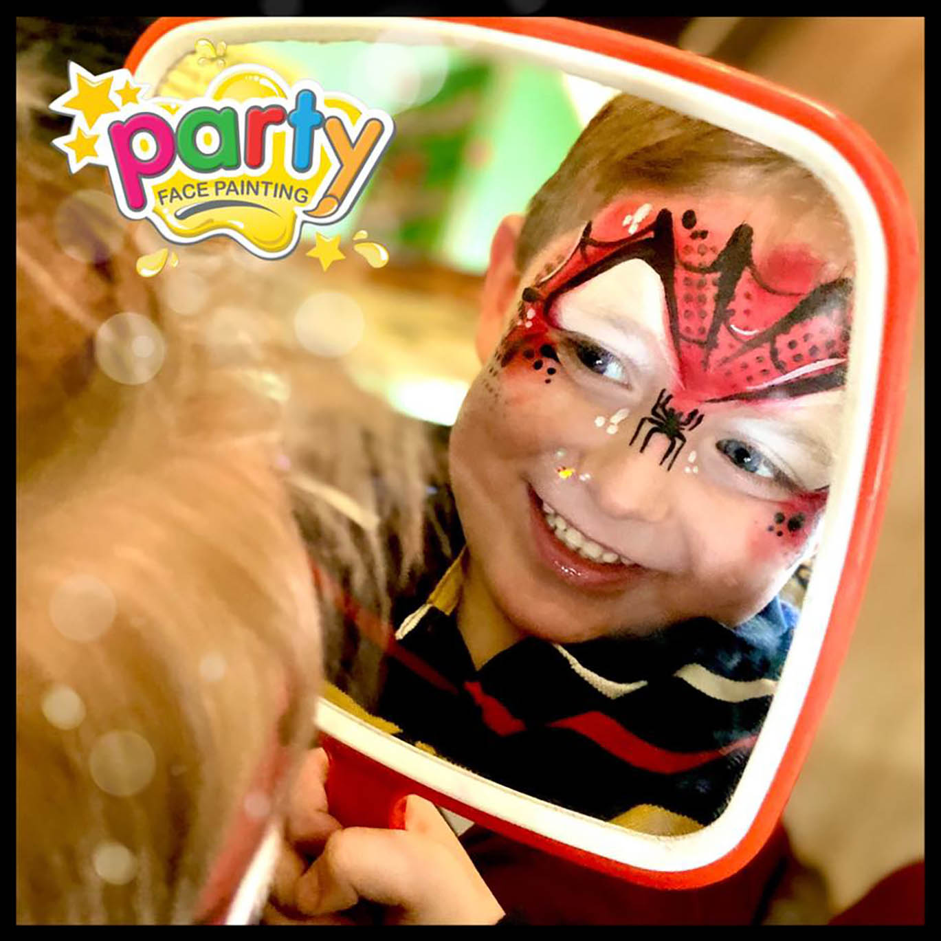 Mirror Face Painting